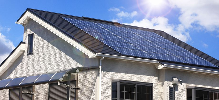 Solar panels can help you reduce your electricity bill