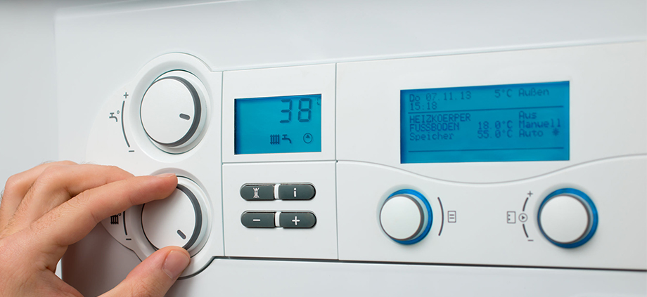 figure out your thermostat