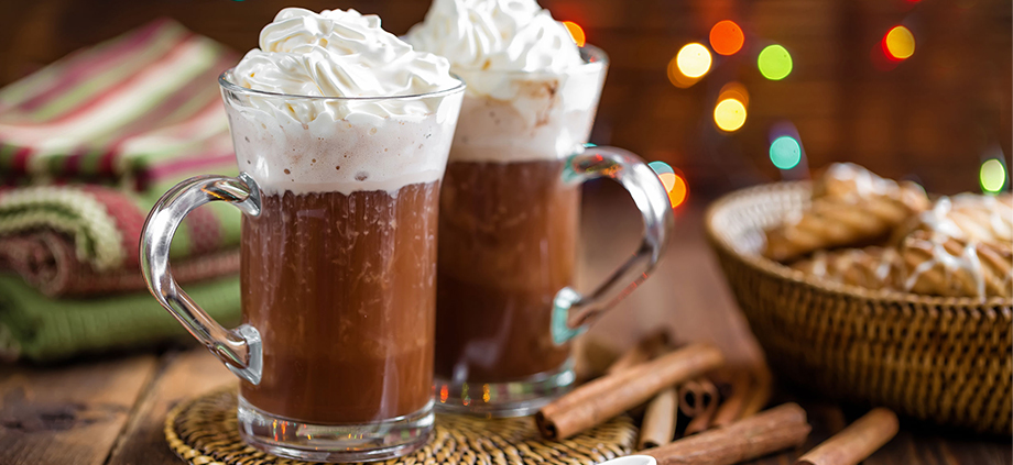 Have a cup of cocoa!
