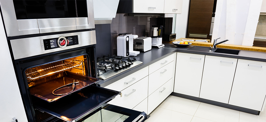 Leave the oven open to help with those energy costs