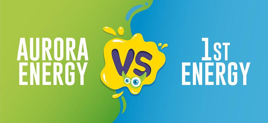 AuroraEnergy vs 1stEnergy