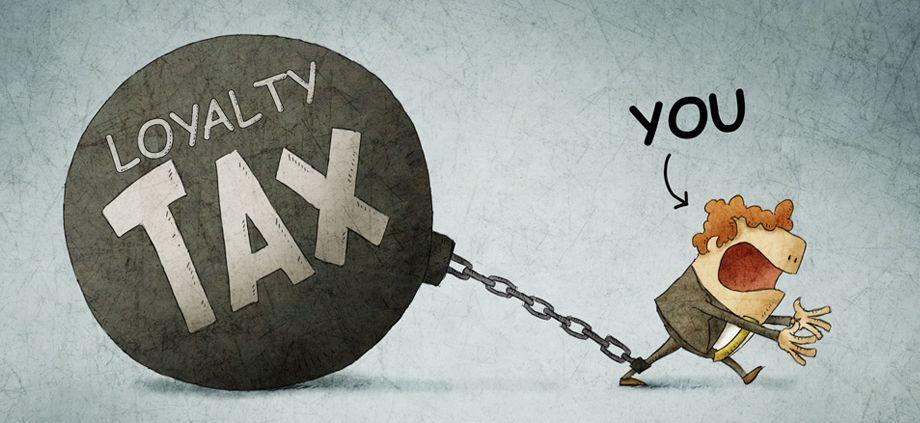 loyalty tax compressor