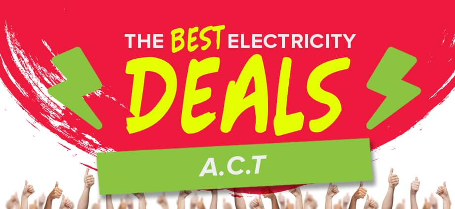 Cheap Electricity Deals in ACT