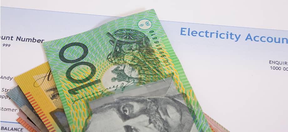Average Electricity Bill