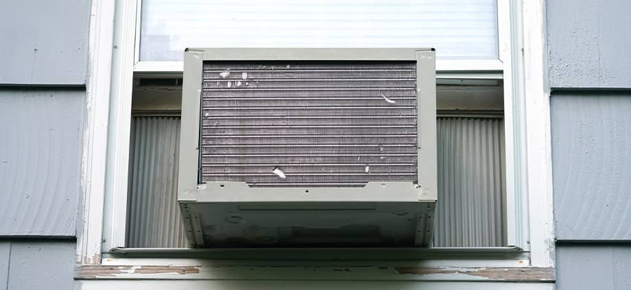 Wall or Window Air Conditioner Running Cost